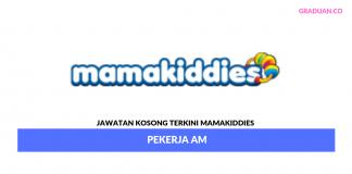 Permohonan Jawatan Kosong Terkini Mamakiddies