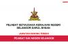 Permohonan Jawatan Kosong Terkini Pejabat SUK Negeri Selangor