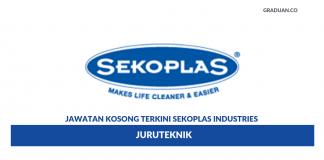 Permohonan Jawatan Kosong Terkini Sekoplas Industries
