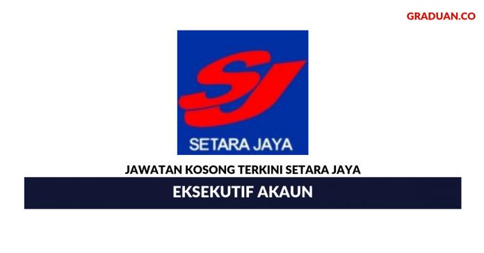 Permohonan Jawatan Kosong Terkini Setara Jaya
