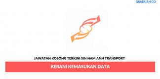 Permohonan Jawatan Kosong Terkini Sin Nam Ann Transport (1)