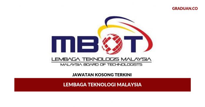 Permohonan Jawatan Kosong Lembaga Teknologi Malaysia