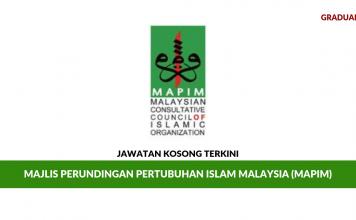 _Permohonan Jawatan Kosong Majlis Perundingan Pertubuhan Islam Malaysia (MAPIM)