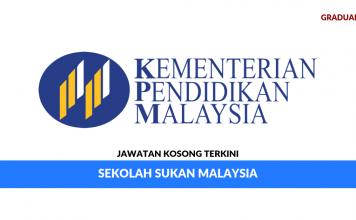 Permohonan Jawatan Kosong Sekolah Sukan Malaysia