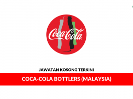 Permohonan Jawatan Kosong Terkini Coca-Cola Bottlers (Malaysia)