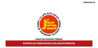 Permohonan Jawatan Kosong Terkini Kumpulan Perangsang Selangor Berhad