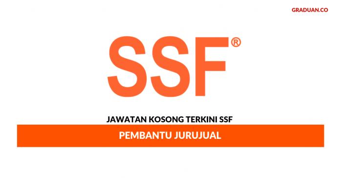 Permohonan Jawatan Kosong Terkini SSF