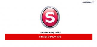 Permohonan Jawatan Kosong Terkini Singer (Malaysia)