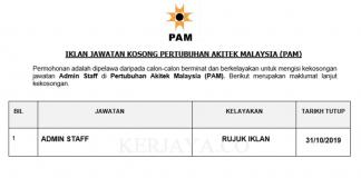 Pertubuhan Akitek Malaysia (PAM)
