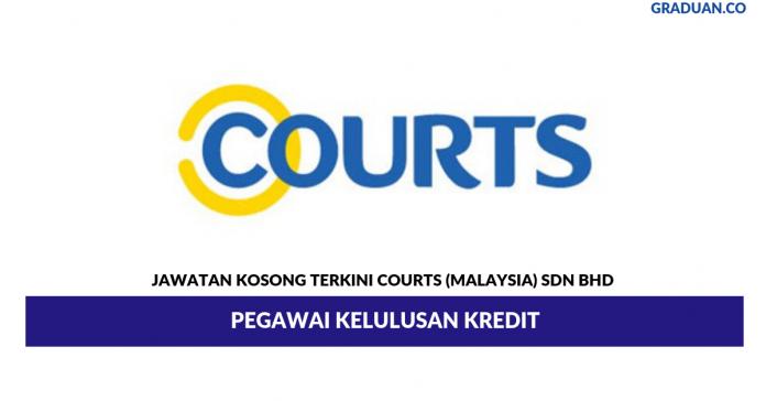 Permohonan Jawatan Kosong Terkini Courts (Malaysia) Sdn Bhd
