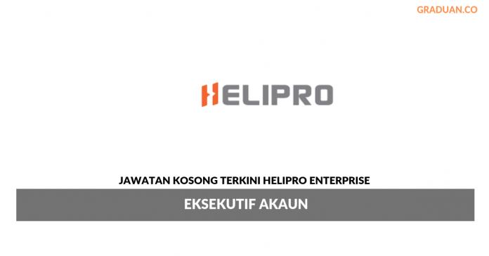 Permohonan Jawatan Kosong Terkini Helipro Enterprise