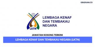 Permohonan Jawatan Kosong Terkini Lembaga Kenaf dan Tembakau Negara (LKTN)