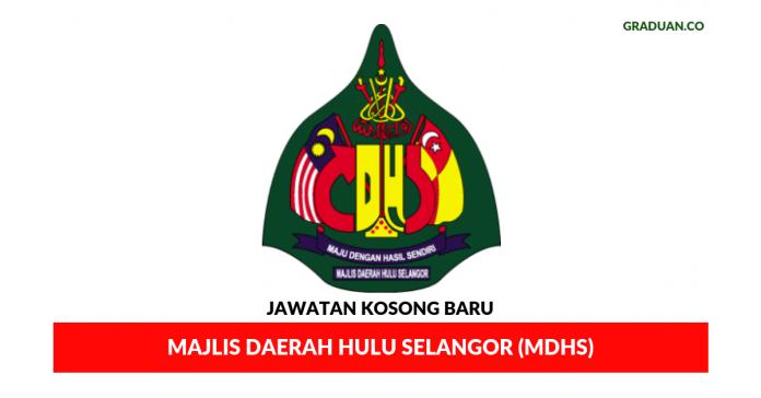 Permohonan Jawatan Kosong Terkini Majlis Daerah Hulu Selangor