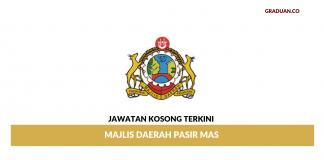 Permohonan Jawatan Kosong Terkini Majlis Daerah Pasir Mas