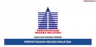 Permohonan Jawatan Kosong Terkini Perpustakaan Negara Malaysia