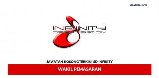 Permohonan Jawatan Kosong Terkini SD Infinity