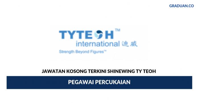 Permohonan Jawatan Kosong Terkini ShineWing TY Teoh