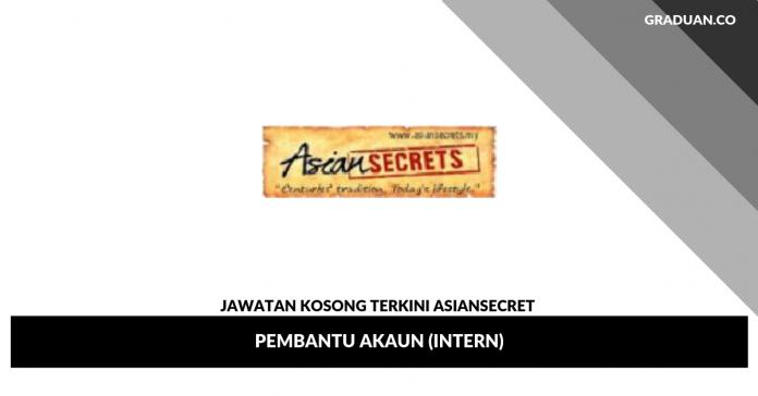 Jawatan Kosong Terkini AsianSecret