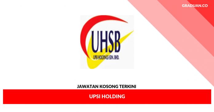 Jawatan Kosong Terkini UPSI Holding
