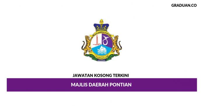Permohonan Jawatan Kosong Terkini Majlis Daerah Pontian