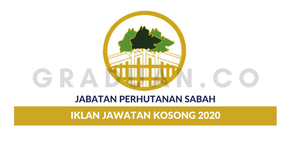 Permohonan Jawatan Kosong Jabatan Perhutanan Sabah Portal Kerja Kosong Graduan