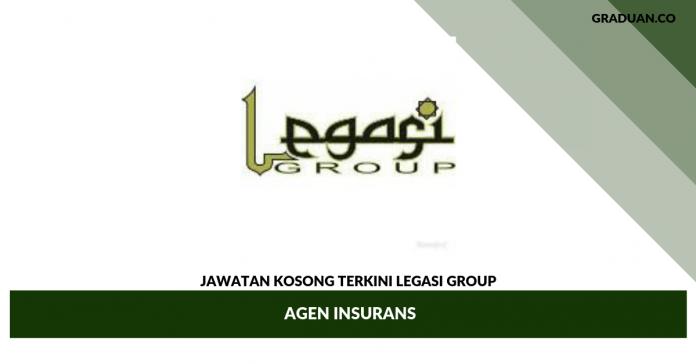 Jawatan Kosong Terkini Legasi Group