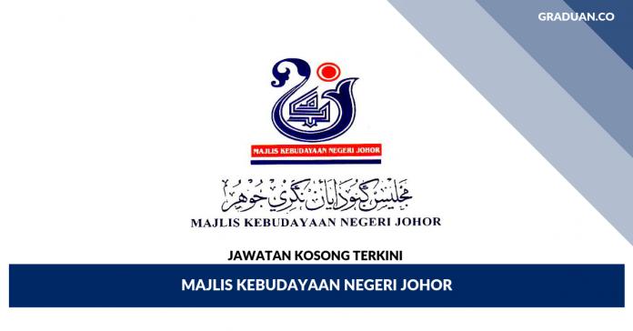 Jawatan Kosong Terkini Majlis Kebudayaan Negeri Johor
