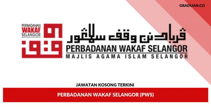 Jawatan Kosong Terkini Perbadanan Wakaf Selangor (PWS)