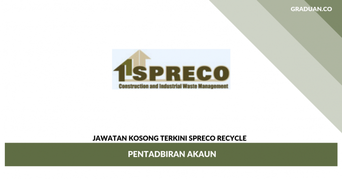 Jawatan Kosong Terkini Spreco Recycle