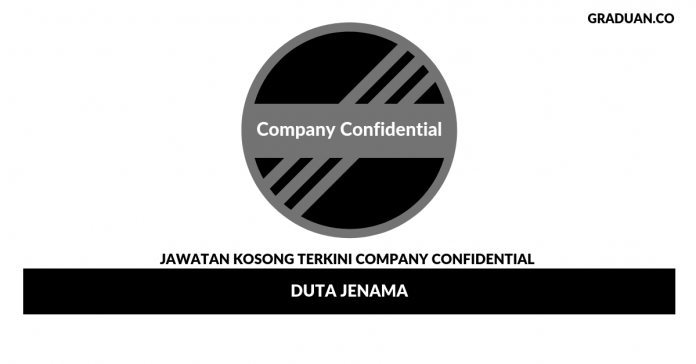 _Permohonan Jawatan Kosong Company Confidential