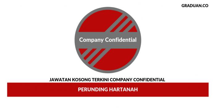 _Permohonan Jawatan Kosong Company Confidential (1)