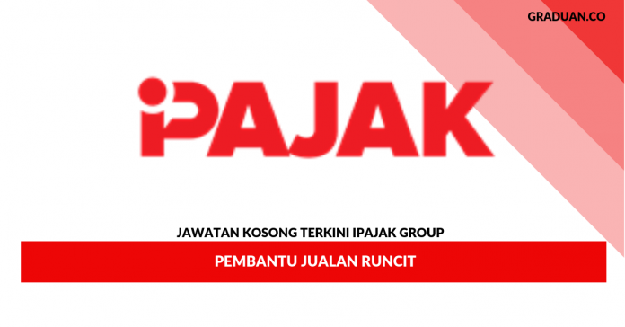 Permohonan Jawatan Kosong IPajak Group