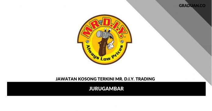 Permohonan Jawatan Kosong Mr. D.I.Y. Trading _ Jurugambar