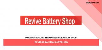 _Permohonan Jawatan Kosong Revive Battery Shop _ Pemasaran Dalam Talian