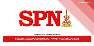 Permohonan Jawatan Kosong Suruhanjaya Perkhidmatan Awam Negeri Selangor