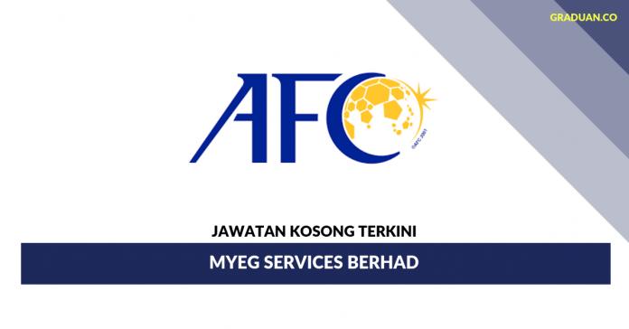 Permohonan Jawatan Kosong Terkini Asian Football Confederation (AFC)