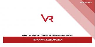 Permohonan Jawatan Kosong VR Drumming Academy