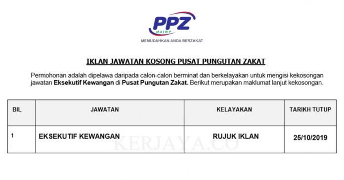 _Pusat Pungutan Zakat ppz