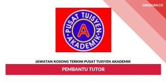 Pusat Tuisyen Akademik _ Pembantu Tutor