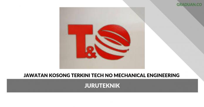 Tech No Mechanical Engineering _ Juruteknik