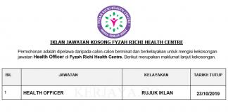 Fyzah Richi Health Centre