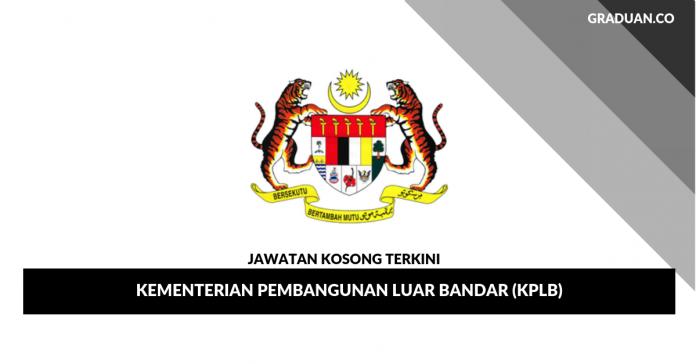 _Permohonan Jawatan Kosong Kementerian Pembangunan Luar Bandar (KPLB)