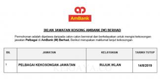 AmBank (M) Berhad