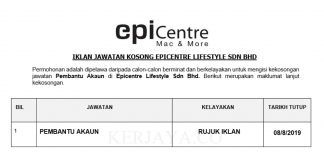 Epicentre Lifestyle Sdn Bhd