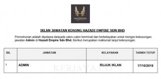Hazadi Empire Sdn Bhd