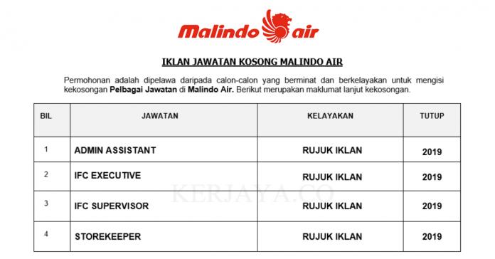 Malindo Air