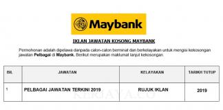 Maybank 2019