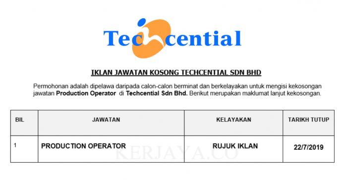 Techcential Sdn Bhd