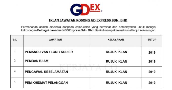 GD Express Sdn. Bhd