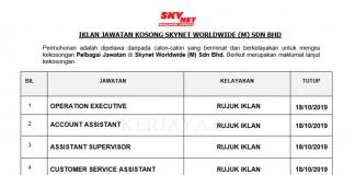 Skynet Worldwide (M) Sdn Bhd